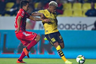 Morelia, con Flores y Sandoval, ganó 2-0 a Veracruz de Gallese en la Liga MX [RESUMEN Y GOLES]