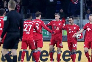 Bayern Munich se acerca al Borussia Dortmund