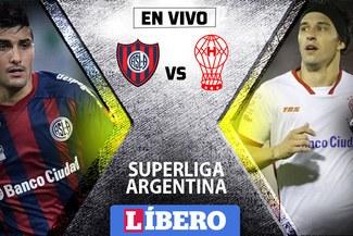 San Lorenzo vs Huracán EN VIVO por la jornada 13 de la Superliga Argentina