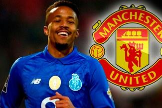 El United buscará arrebatarle al Madrid el fichaje de Éder Militão