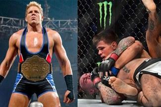 """Jack Swagger, ex WWE, debuta en Bellator: """"Soy diferente a CM Punk, yo sí estoy preparado"""""""