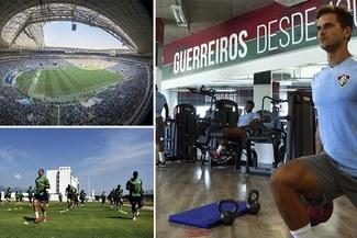 Conoce los centros de entrenamiento de la selección peruana durante la Copa América 2019 [FOTOS]