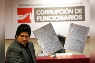 """Edwin Oviedo: """"Estoy recibiendo un trato inhumano en prisión"""" [FOTOS]"""