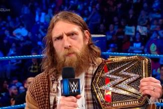 WWE SmackDown: Triple H puso en aprietos a Daniel Bryan de cara a Elimination Chamber [VIDEO]