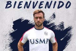 Argentino Lautaro Rinaldi es nuevo jugador de la San Martín por todo el 2019