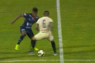 A lo Ronaldinho: Erinson Ramírez y su genial doble jugada ante Universitario [VIDEO]