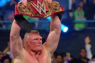 Brock Lesnar y las veces que aparecerá en WWE antes de WrestleMania 2019