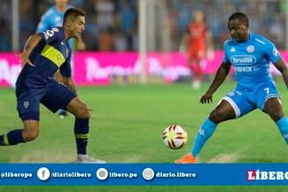 Boca Juniors empató 1-1 con Belgrano por la fecha 18 de la Superliga Argentina [RESUMEN]