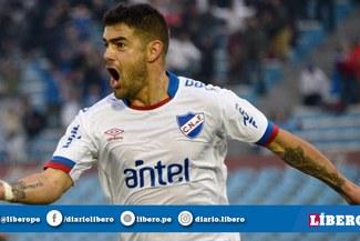 ¡Se decidió! Luis Aguiar se quedó en el fútbol uruguayo y descartó oferta de Universitario [FOTO]