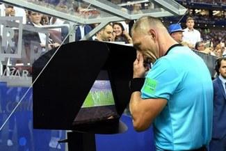 Champions League: el VAR comienza a usarse desde hoy en la Champions League
