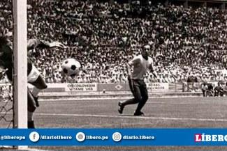 """""""La atajada del siglo"""", jugada que inmortalizó a Gordon Banks contra Pelé [VIDEO]"""