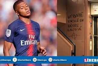 Kylian Mbappé recibe insultos racistas y el gobierno francés actuará [FOTOS]