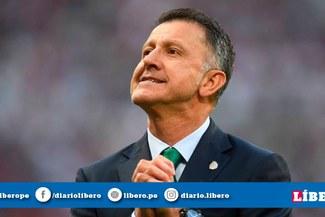 Juan Carlos Osorio rescindió contrato con la selección de Paraguay