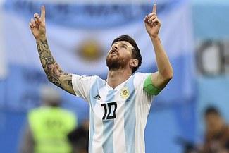 Lionel Messi alista su regreso a la selección argentina