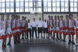 Proyecto Team de Baloncesto Masculino hará gira de preparación en Estados Unidos