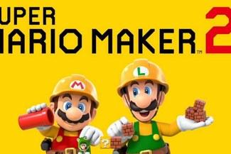 Nintendo anuncia novedades de Super Mario Maker 2 y The Legend of Zelda