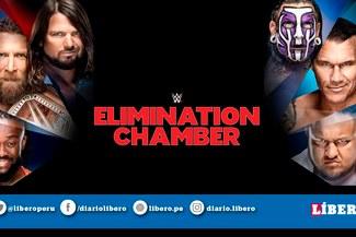 WWE Elimination Chamber 2019: Cartelera completa del evento de este domingo [FOTOS]