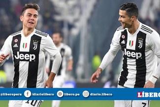 Cristiano Ronaldo y Paulo Dybala, la mejor dupla de ¿Europa?
