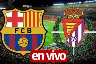 Barcelona derrotó 1 - 0 a Valladolid, Messi anotó el único gol del partido [RESUMEN]