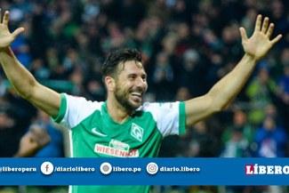 """Claudio Pizarro: """"Deseo mucho seguir jugando al fútbol, pero tengo que esperar"""""""
