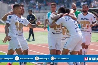 Pumas derrotó 1-0 al América por el Torneo Clausura MX