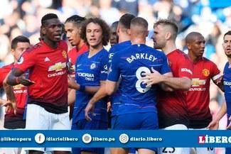 Chelsea 0-2 Manchester United EN VIVO: 'Blues' pierden por la FA Cup