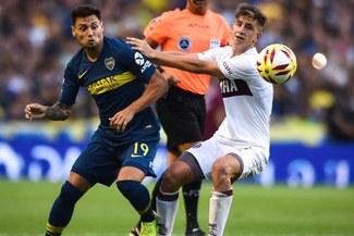 Boca Juniors ganó 2 a 1 a Lanús  en un partidazo por la Superliga Argentina [RESUMEN]