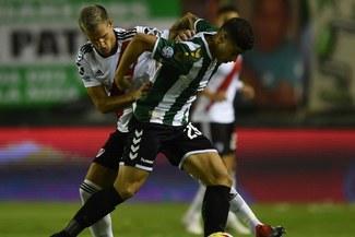 River Plate empató 1-1 ante Banfield por la fecha 19 de la Superliga Argentina [RESUMEN]