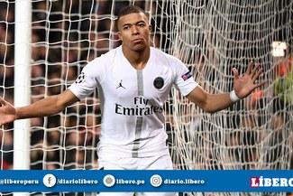 Mbappé ya lleva 19 goles en la liga francesa