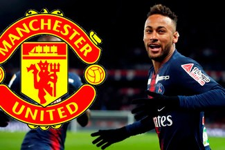 Manchester United estaría tras los pasos de Neymar, afirma su padre
