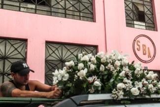 El enorme gesto de Jefferson Farfán con la familia de 'Kukín' Flores durante su velorio [FOTO]