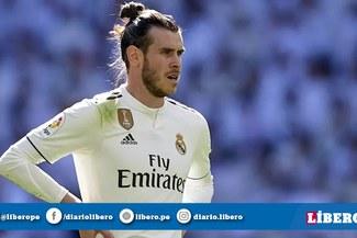 Real Madrid le puso precio a Gareth Bale para su pronta salida