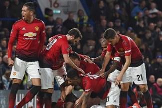 """Al ritmo del """"Diablo"""": Manchester United clasificó a cuartos de la FA Cup tras derrotar a Chelsea"""