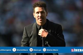 Diego Simeone asegura que el partido ante la Juventus no es una final anticipada