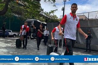 El FBC Melgar ya está en Caracas para disputar la Copa Libertadores