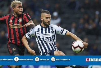 Monterrey CF vs Atlanta United EN VIVO   Rayados  vencen 1-0 por 893ac3747f6e3