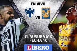 Monterrey 0-0 Tigres EN VIVO  en Liga MX por  El Clásico Regio b5f4311808da9
