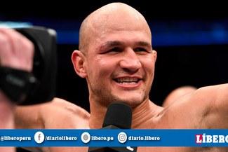 Junior dos Santos venció por KO técnico a Derrick Lewis en el UFC Fight Night Kansas [VIDEOS]
