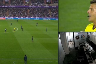 Real Madrid vs Valladolid: anulan gol del 1-0 de Guardiola, pero nadie revisaba el VAR [VIDEO]