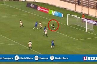 José Carvallo evitó el empate de Carlos Mannucci con espectacular atajada [VIDEO]