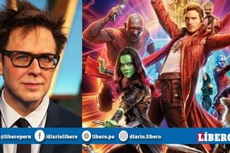 Guardianes de la Galaxia 3: Disney decide restituir a James Gunn como director de la película