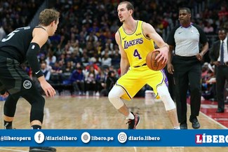 NBA: Los Ángeles Lakers cayeron ante Pistons sin LeBron James