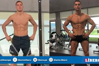 Lucas Vázquez fue víctima de bromas por entrenar a lo Cristiano Ronaldo [VIDEO]