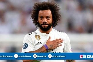 "Reguilón respeta a Marcelo: ""Nunca me he sentido titular en el Madrid"""