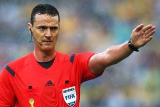 Wilmar Roldán, árbitro del Alianza-River, realizó informe sobre insultos recibidos que podría terminar en sanción