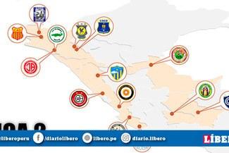 Liga 2: Conoce a los once equipos que formarán parte de la Segunda División