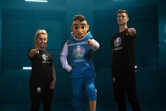 'Skillzy' será la mascota de la Eurocopa 2020