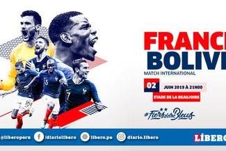 Francia jugará Amistoso Internacional por Fecha FIFA ante Bolivia [FOTOS]