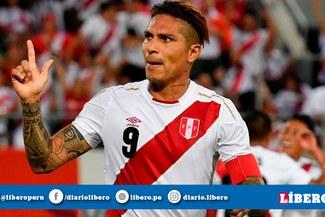 Ricardo Gareca tendrá a Paolo Guerrero para el amistoso de la Selección Peruana ante Costa Rica