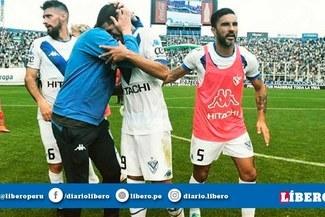 Luis Abram cerró de gran forma su primera temporada completa con Vélez en la Superliga [VIDEO]